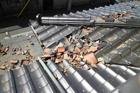 葺き替え工事による地震対策・費用