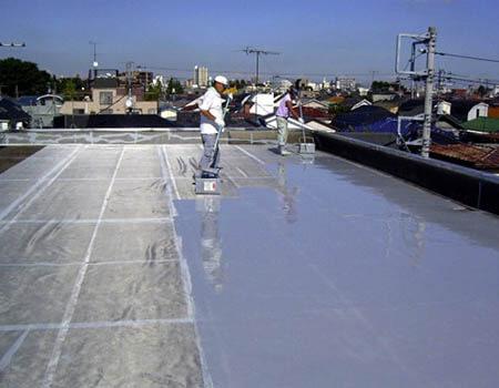 屋根・屋上の防水について