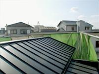 新規屋根購入のお客様事例
