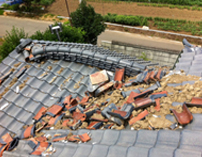 地震による被害