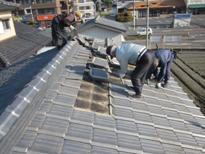 葺き替えとはどんな屋根の工事か?