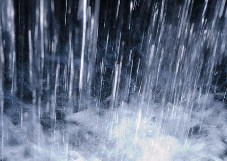 雨水流出の緩和
