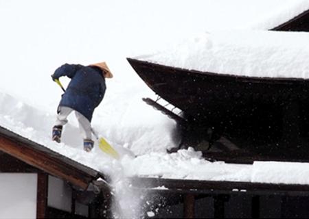 無落雪屋根のメリット・デメリット