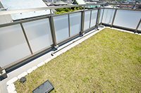 屋上緑化について
