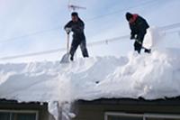 雪下ろしの方法