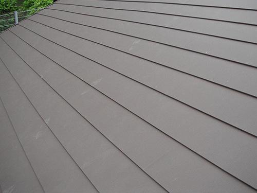 ガルバリウム銅板は屋根素材でも軽くて丈夫