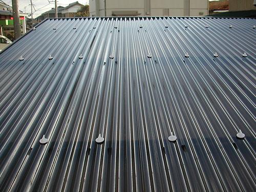 波板を屋根に使う場合には「特徴」を理解しましょう!