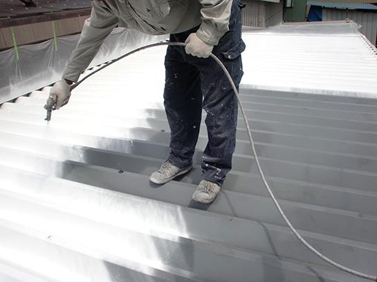 6-2、遮熱塗料と遮熱材・断熱材の種類