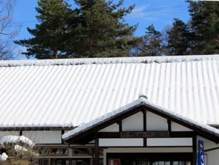 雪に強い屋根材ってどんなもの?