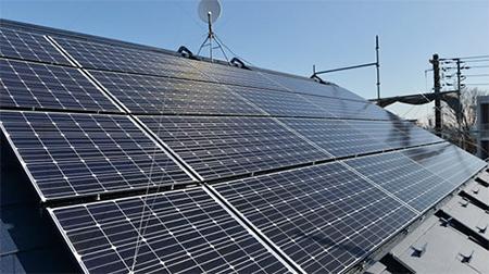 STEP2 太陽光パネルを設置