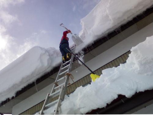 屋根融雪システム ~電気熱式編~