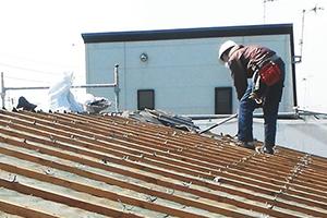 屋根外壁工事に自信あり、豊富な知識と技術力で高品質な工事をします